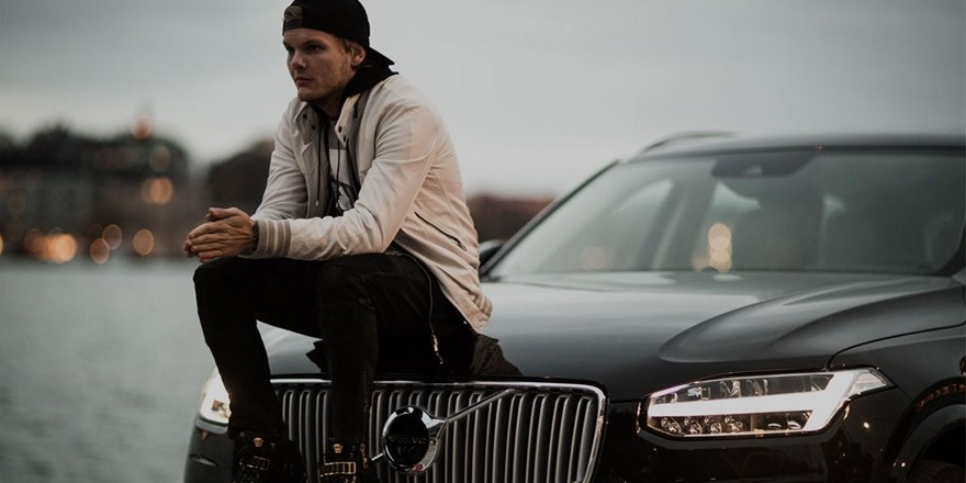 Une question de « feeling » entre Avicii et Volvo