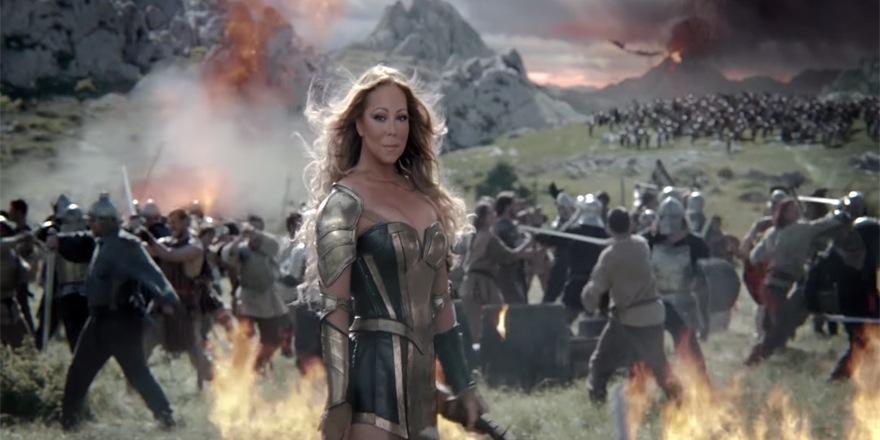 Mariah Carey vient grossir les rangs de Game of War