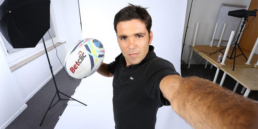 Betclic parie sur Dimitri Yachvili… et le rugby