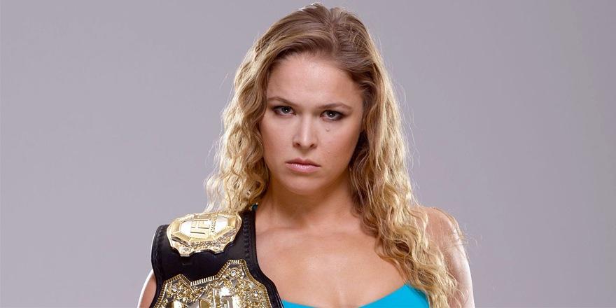 Million dollar Rowdy nouvelle égérie pour UFC 2