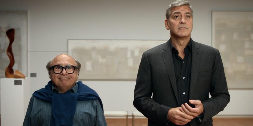 Nespresso, Georges Clooney, Jean Dujardin, Jack Black, what else ?