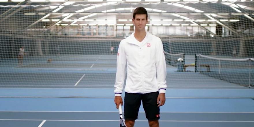 Novak Djokovic et ANZ œuvrent pour la bonne cause
