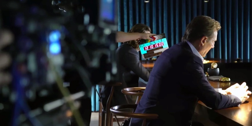 Liam Neeson agent double de LG