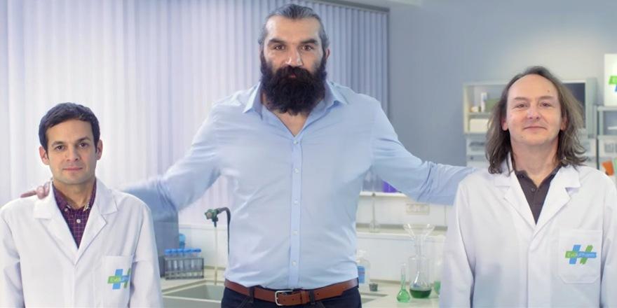 Sébastien Chabal, le plus moderne des Néandertal