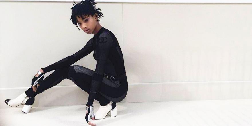 La princesse de Bel-Air s'habille en Chanel