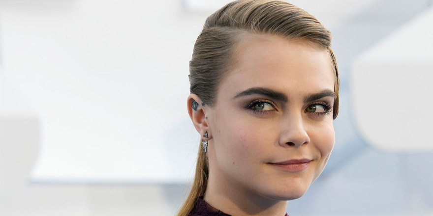 Cara Delevingne get the Rimmel London look