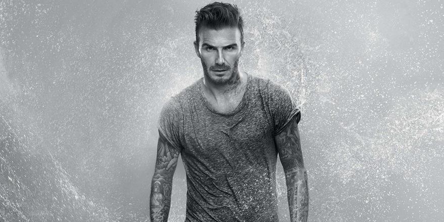 David Beckham recruté par Biotherm