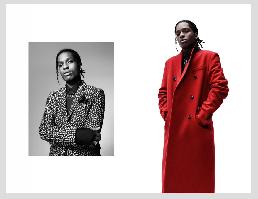 ASAP-Rocky Dior Homme