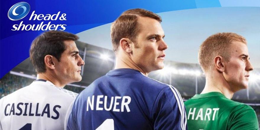 Les gardiens de l'Euro 2016 se shampooinent à l'Head & Shoulders