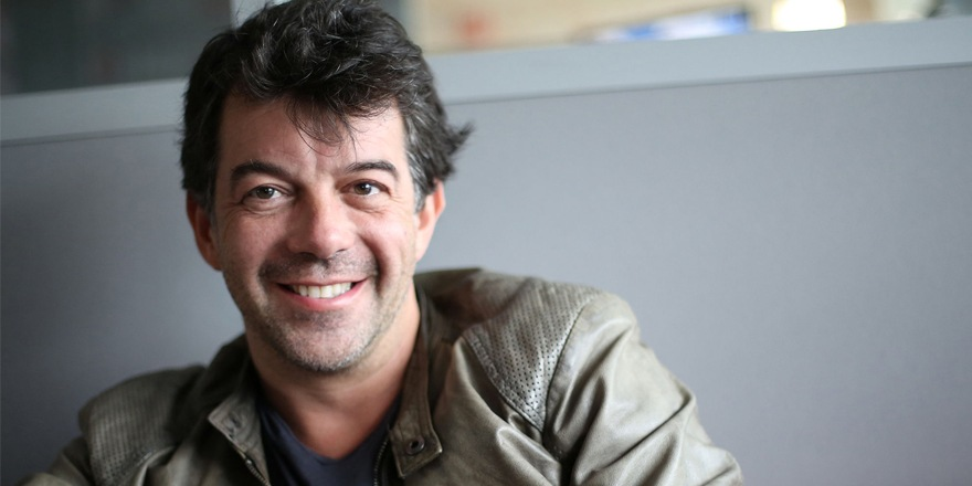 Stéphane Plaza emménage chez Mercialys