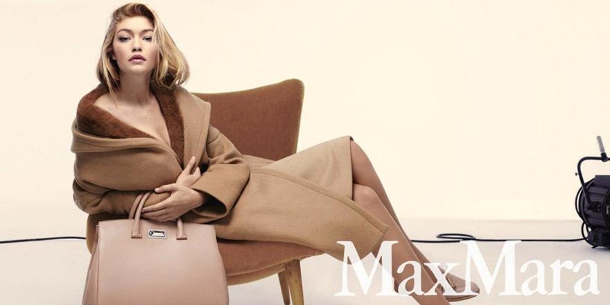 Gigi Hadid a trouvé Max Mara