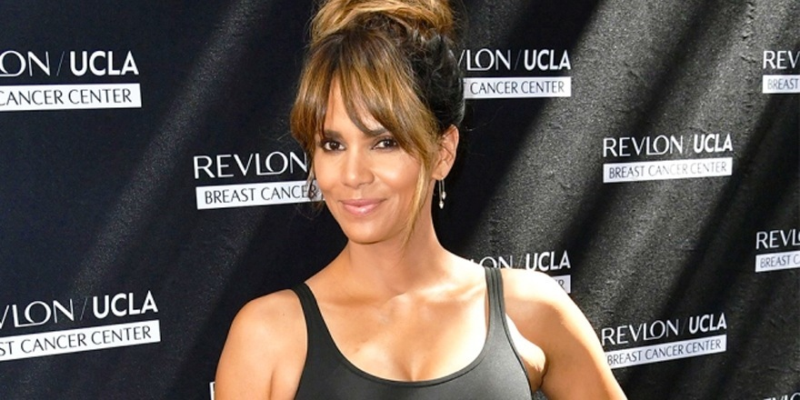 Halle Berry absolutely fabulous with REVLON