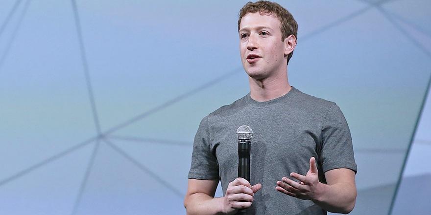 Mark Zuckerberg et le celebrity marketing
