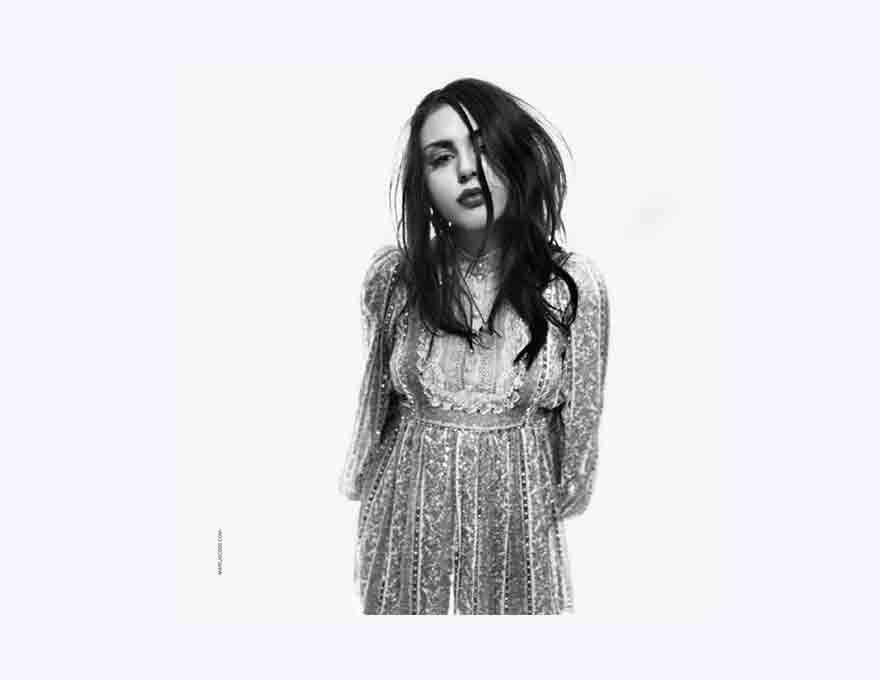 Frances Bean Cobain, nouvelle muse de Marc Jacobs