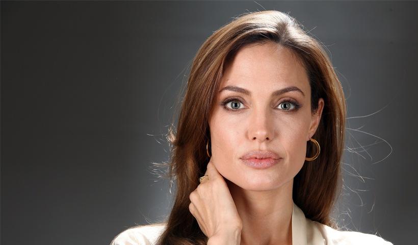 Angelina Jolie nouvelle muse Guerlain