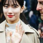 Bae Suzy, la star coréenne est l'égérie Fendi