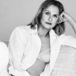 Lauren Hutton pour Calvin Klein lingerie ave Sofia Coppola