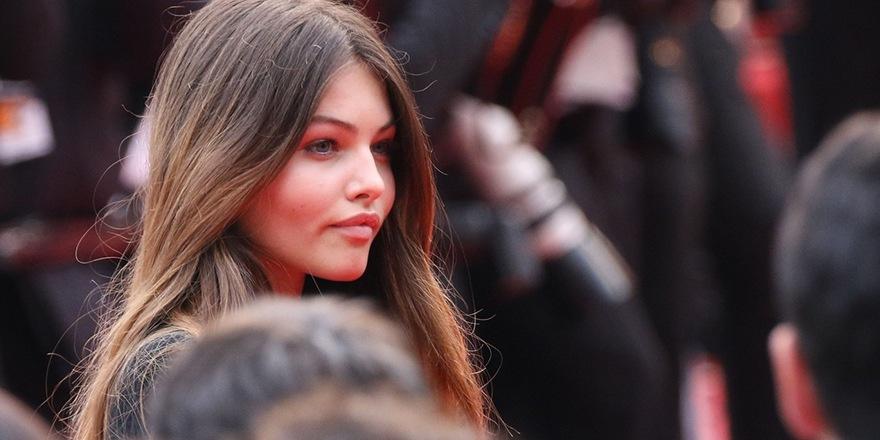 Thylane Blondeau, jeune égérie L'Oréal