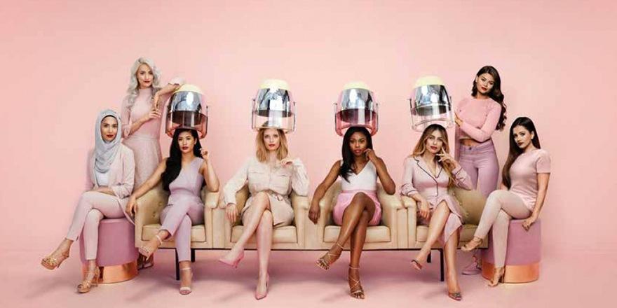 Le beauty squad L'Oréal