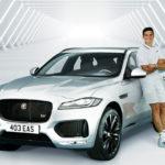 Milos Raonic, nouvel ambassadeur Jaguar