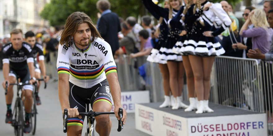 Peter Sagan, dernière superstar de la pédale