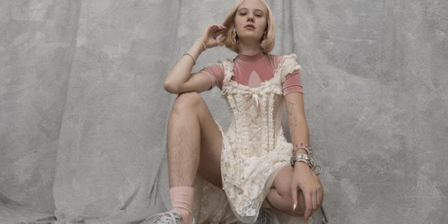 Une Arvida Byström au poil pour Adidas