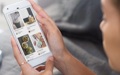 Marketing d'influence Mode, beauté et lifestyle… on ralentit sur Instagram et on fonce sur Pinterest